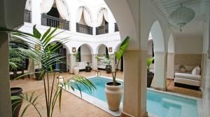 Location Marrakech Riad Amira (6 chambres)