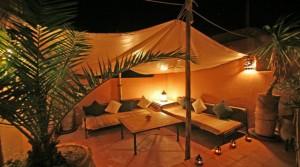 Location Marrakech Riad Douiria Jdida (3 chambres)