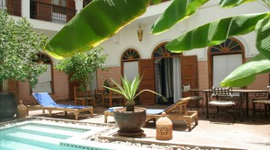 Location Marrakech Riad Nayda (6 bedrooms)