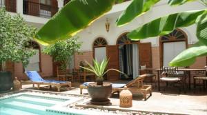 Location Marrakech Riad Nayda (6 chambres)