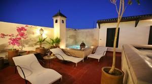 Location Marrakech Riad Fatia (6 chambres)