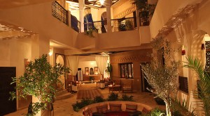 Location Marrakech Riad Ourika (12 chambres)