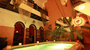 Location Marrakech Riad El Arby (7 bedrooms)