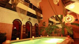 Location Marrakech Riad El Arby (7 chambres)