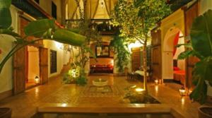 Location Marrakech Riad Althazar (5 bedrooms)