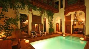 Location Marrakech Riad Lila (7 chambres)