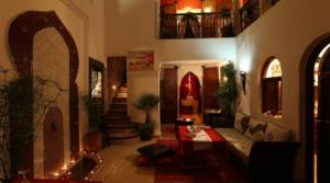 Location Marrakech Riad Samira (4 bedrooms)
