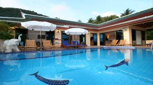 Location Thailande Villa Myla (4 bedrooms)