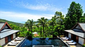 Location Thailande Villa Sayan (7 bedrooms)