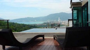 Location Thailande Villa Twin 1 (3 bedrooms)