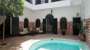 Location Marrakech Riad Keelokan (4 bedrooms)