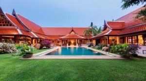 Location Thailande Villa Aqua (4 bedrooms)