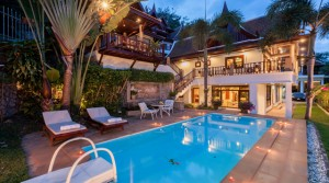 Location Thailande Villa Lotus (4 bedrooms)