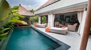 Location Bali Villa Kagin (2 chambres)