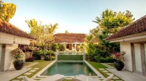 Location Bali Villa Menang (4 bedrooms)