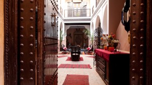 Location Marrakech Riad Oriental (7 bedrooms)