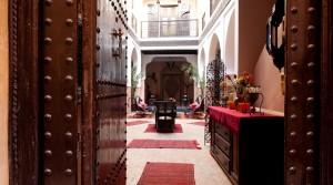 Location Marrakech Riad Oriental (7 chambres)