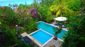 Location Bali Villa Mayana Satu Amed (1 chambre)