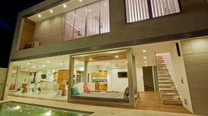 Location Bali Villa Manggo (4 bedrooms)