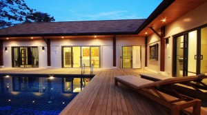 Location Thailande Villa Tango (4 bedrooms)