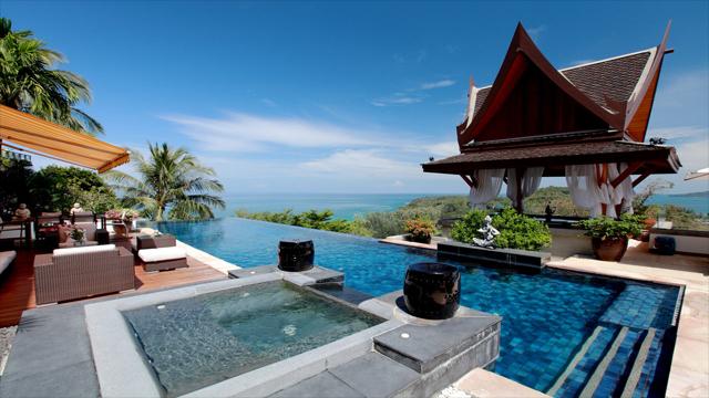 Location thailande avec personnel