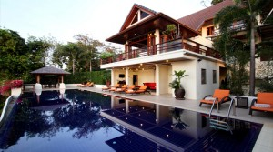 Location Thailande Villa Lys (7 bedrooms)