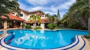 Location Thailande Villa Garden (6 bedrooms)