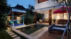 Location Bali Villa Noon (4 chambres)