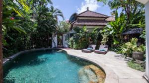 Location Bali Villa Liluh (2 chambres)