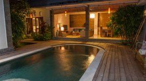 Location Bali Villa Zouin Dua (2 chambres)