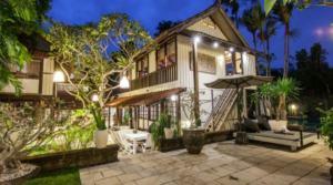 Location Bali Villa Umarik (5 bedrooms)
