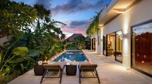 Location Bali Villa Toshiba (3 bedrooms)