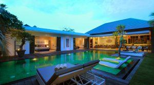 Location Bali Seminyak – Villa Galina (3 chambres)