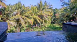 Location Ubud Diwana (chambre familiale)