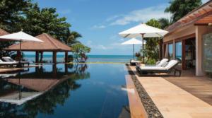 For rent Thailand – Koh Samui Villa Retreat 04 (5 bedrooms)