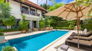 Location Thailande – Koh Samui Villa Retreat 05 (3 chambres)