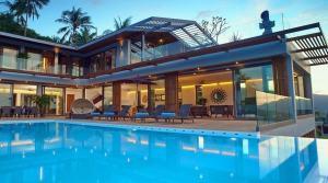 Location Thailande – Koh Samui Villa Star (6 chambres)