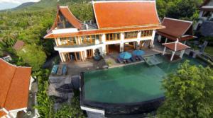 Location Thailande – Koh Samui Villa Tatiana (8 chambres)