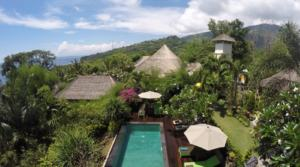 Location Bali Villa Lisa Amed (5 chambres)