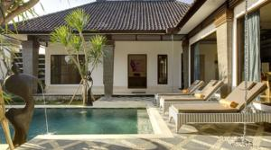 Location Bali – Seminyak Villa Arena Tiga (3 chambres)