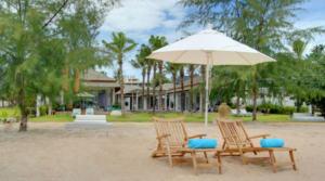 For rent Thailande Koh Samui Villa Beachfront (5 bedrooms)