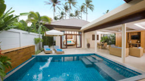 For rent Thailande Koh Samui – Villa Cocoon (4 bedrooms)