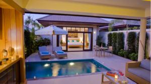 Location Thailande Koh Samui – Villa Cocoon (chambre d'hôtes)