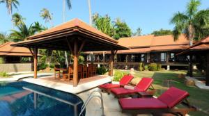 For rent Thailand Koh Samui Villa Jimmy (4 bedrooms)
