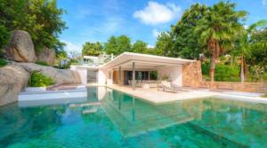 Location Thailande Koh Samui Villa Plumeria (4 chambres)