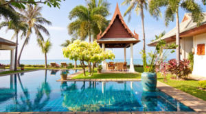 For rent Thailand Koh Samui Beach Villa 05 (5 bedrooms)