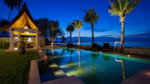 Location Thailande Koh Samui Beach Villa 11 (7 chambres)