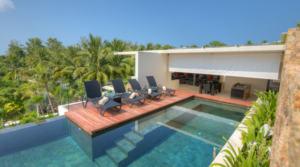 Location Thailande Koh Samui Villa Shamballa (3 chambres)
