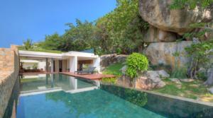 Location Thailande Koh Samui Villa Vegas (3 chambres)