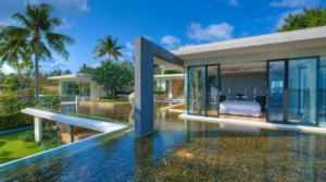 For rent Thailand Koh Samui Villa Sunset (6 bedrooms)